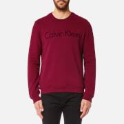Calvin Klein Men's Kasma Logo Sweatshirt - Rhubarb
