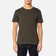 Calvin Klein Men's Jari Embossed T-Shirt - Black Ink