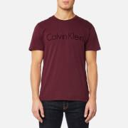 Calvin Klein Men's Jalo 5 Embroidered T-Shirt - Zinfandel