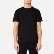 Calvin Klein Men's Jalo 5 Embroidered T-Shirt - Perfect Black