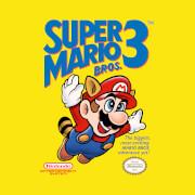 Toile Super Mario 3 - Nintendo