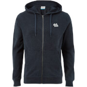 Jack & Jones Originals Men's New Lights Zip Through Hoody - Total Eclipse Marl