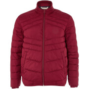 Jack & Jones Originals New Landing Padded Jacket - Cordovan