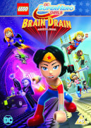 Lego DC Superhero Girls: Brain Drain