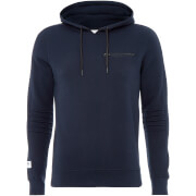 Sweat à Capuche Homme Core Pat Jack & Jones - Bleu Marine