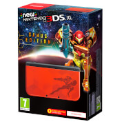 New Nintendo 3DS XL - Samus Edition