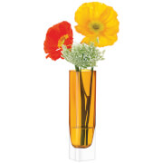 LSA Modular Vase - 20cm - Amber