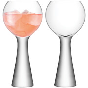 LSA Moya Wine Balloon Glasses - 550ml (Set of 2)