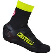 Castelli Belgian Bootie 5 - Black/Yellow