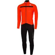 Castelli Sanremo 2 Thermosuit - Orange/Black