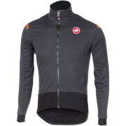 Castelli Alpha Ros Long Sleeve Jersey - Anthracite