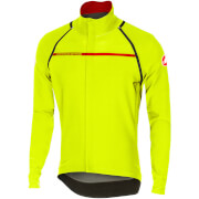 Castelli Perfetto Convertible Jacket - Yellow Fluo