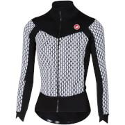 Castelli Women's Sfida Long Sleeve Jersey - White/Black