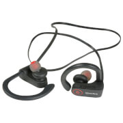 AV: Link Waterproof Wireless Bluetooth In-Ear Activity Earphones - Black
