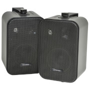 AV: Link B30-B Duo Speakers Includes Wall Mounting Brackets - Black