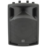 QTX QX8BT Active Moulded Bluetooth Speaker - Black (8 Inch Driver)