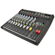 Citronic CSL-10 Compact Mixing Consoles with DSP (10 Channel) - Black