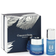 Omorovicza Blue Diamond Set  (Worth £570)