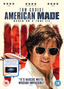 American Made (DVD + digital download)