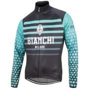 Bianchi Vettore Jacket - Black/Celeste