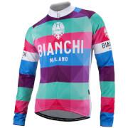 Bianchi Leggenda 1 Long Sleeve Jersey - Multi