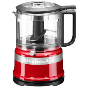 KitchenAid 5KFC3516BER Mini Food Processor - Empire Red