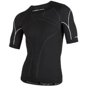 Nalini Saturno Long Sleeve Baselayer - Black