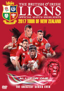 British and Irish Lions: Official Match Highlights 2017 Tour of New Zealand