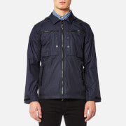 Marshall Artist Men's Ripstop Overshirt - Navy
