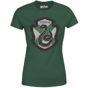 Harry Potter Slytherin House Green Women's T-Shirt