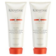 Kérastase Nutritive Lait Vital 200ml Duo