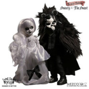 Living Dead Dolls Scary Tales Beauty and the Beast Doll Set (25cm)