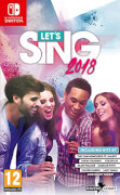 Lets Sing 2018 - 1 Microphone pack