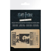 Harry Potter Undesirable No. 1 Card Holder