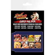 Street Fighter Character Select Card Holder