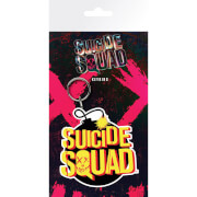Suicide Squad Bomb Keyring
