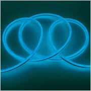 Global Gizmos LED Neon Flex Rope Light 5m - Blue