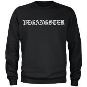 Vegangster Sweatshirt - Black