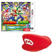 Mario & Luigi: Superstar Saga + Bowser's Minions with Mario Hat