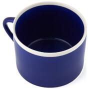 Nkuku Datia Navy Short Mug - Navy