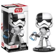 Figura Funko Wobbler Soldado de asalto de Primera Orden - Star Wars: Los últimos Jedi