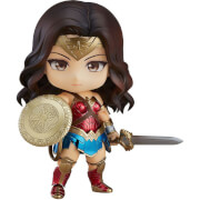 Figurine Woman Movie Nendoroid - Wonder Woman Hero's Edition (10cm)