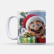 Nintendo® Super Mario Claus Wave Tasse