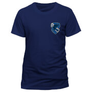 Harry Potter House Ravenclaw Männer T-Shirt - Blau