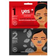 Kit para nariz en dos pasos de tomate de yes to