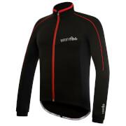 RH+ Beta AirX Long Sleeve Jersey - Black/Red