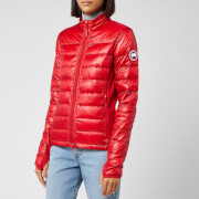 Canada Goose Women's Hybridge Lite Jacket - Red/Black
