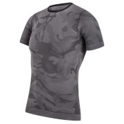 Santini Camo T-Shirt Baselayer - Grey