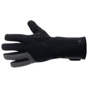 Santini Fjord Extreme Winter Gauntlet Gloves - Black