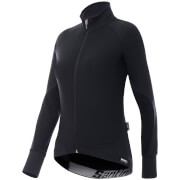 Santini Women's Beta Winter Windstopper Jacket - Black
